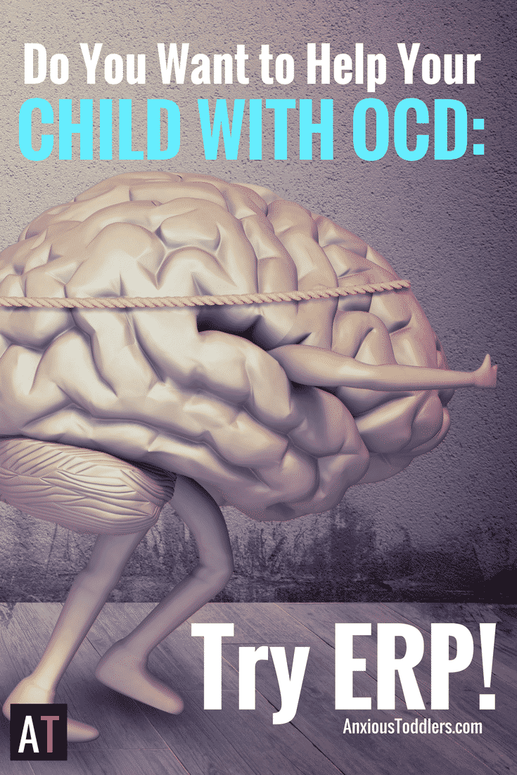 The best treatment for OCD will make your head spin. This counterintuitive approach is the most effective approach to help a child with OCD.