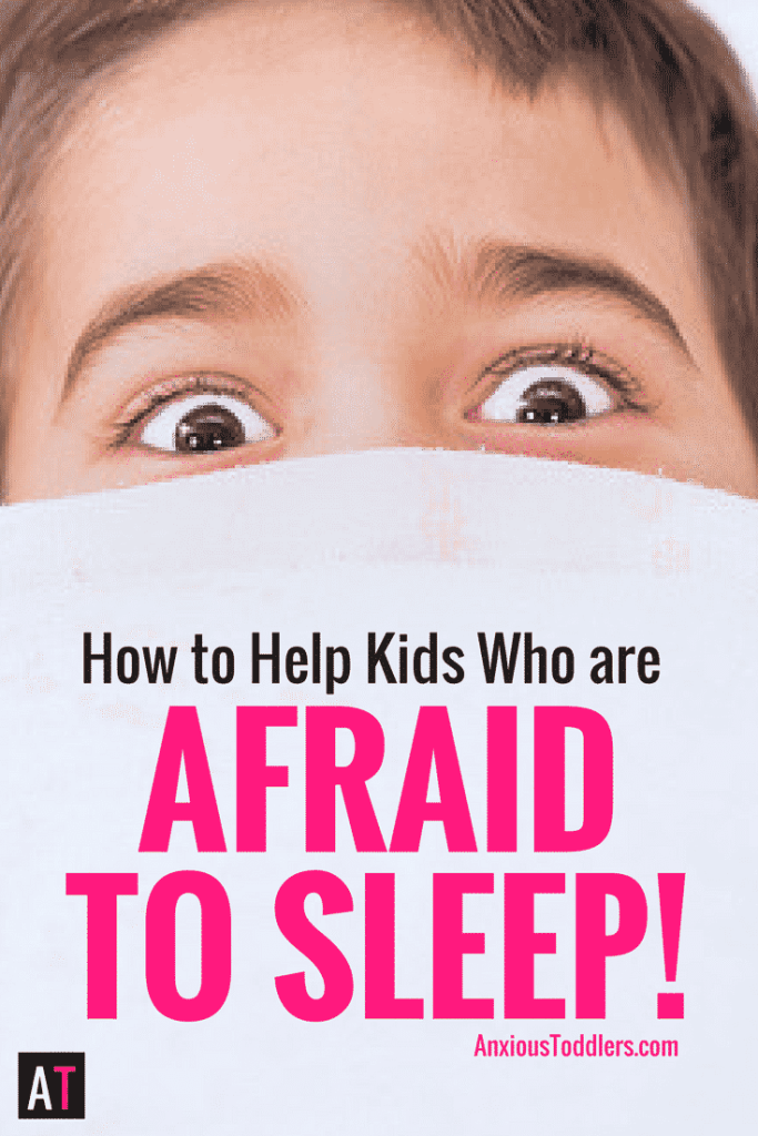 We all need sleep, but some kids are too scared to sleep. Helping kids who are afraid to sleep can be done. Here is how.