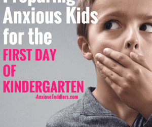Ask the Child Therapist Episode 41: Preparing Anxious Kids for the First Day of Kindergarten