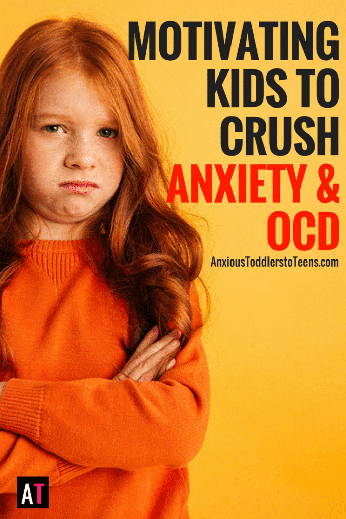 Are you frustrated that your child is not motivated to crush anxiety or OCD? Listen to this episode to find out why this happens and what to do about it.