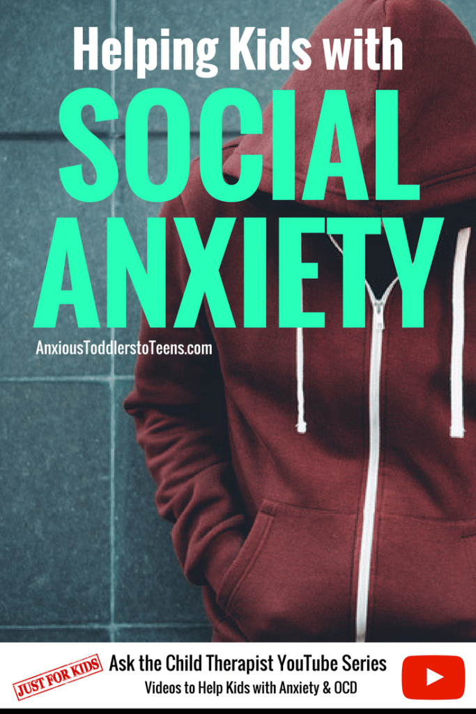 Social anxiety can make kids want to avoid any and all social interactions. In this week's youtube video I teach kids with social anxiety how to beat it one step at a time.