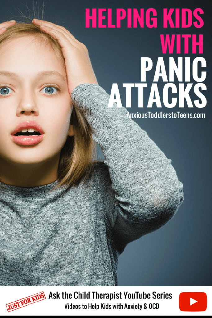 Do you have a child with panic attacks? Show them this Youtube video to help them learn how to get through them!