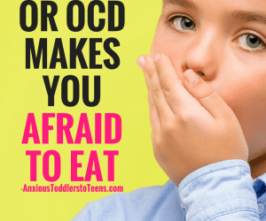 Ask the Child Therapist Episode 81 Kids Edition: When Anxiety or OCD Makes You Afraid to Eat. Coping with ARFID