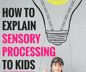 Ask the Child Therapist Episode 82 Kid Edition: How to Explain Sensory Processing to Kids