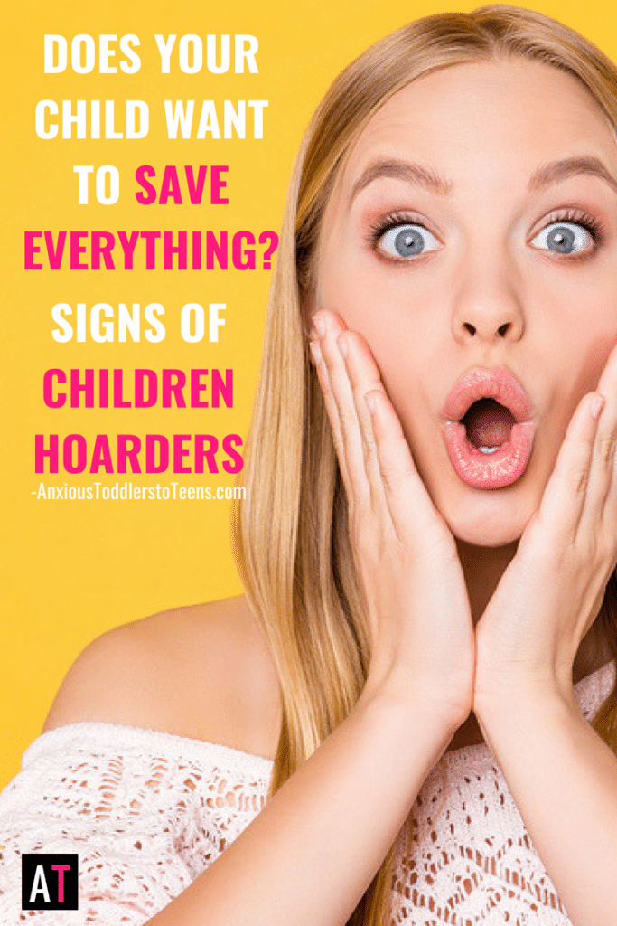 Children hoarders can start hoarding from a very young age. Learn how to spot hoarding behavior and how to help children who hoard.
