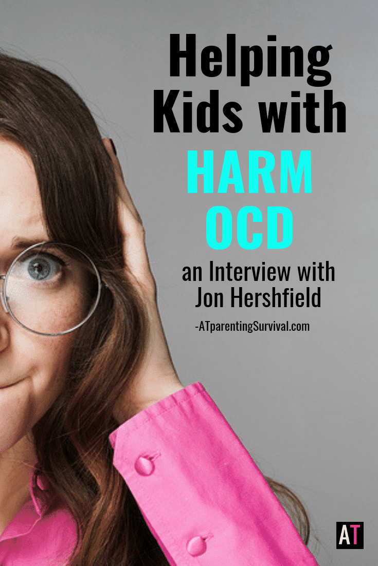 Interview with Jon Hershfield on Helping Kids with Harm OCD