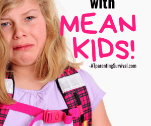 PSP 112: Helping Your Sensitive Child Handle Mean People