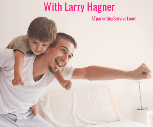 PSP 114: Supporting Dads Raising Anxious Kids with Larry Hagner