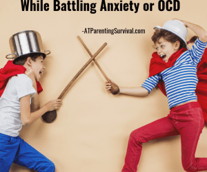 Teaching Kids their Attitude Towards Life with Anxiety or OCD Matters!