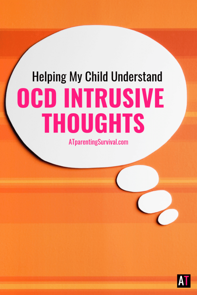 In this kids Youtube video I teach kids with OCD why they have intrusive thoughts and what they can do when they have these thoughts.