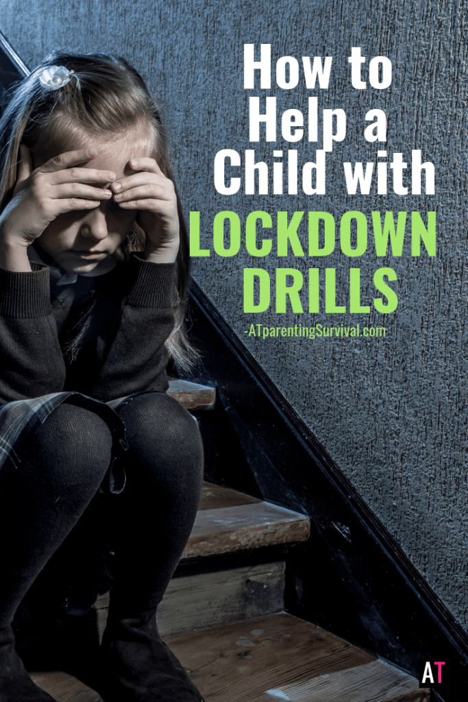 Learn how to help a child with lockdown drills and why it is so important to talk about with our kids, even if they suffer from anxiety.