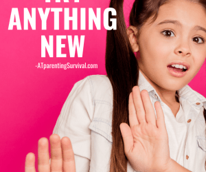 Help for Anxious Kids Who Worry About Trying Something New