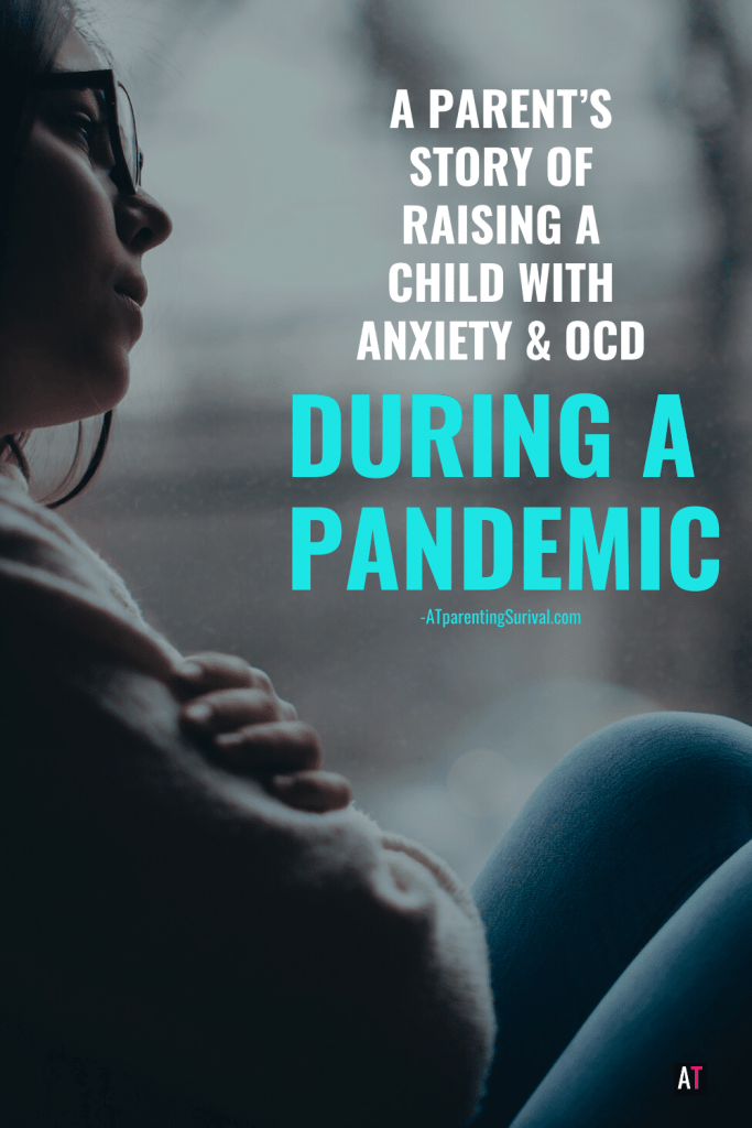 In this episode we talk to Gina about her experience raising a child with anxiety and OCD during a global pandemic. She discusses how her daughter is handling it and what they are doing as a family.