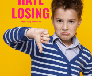 Helping Anxious Kids Who Hate Losing