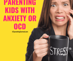 PSP 183: Handling Overwhelm When Parenting Kids with Anxiety or OCD