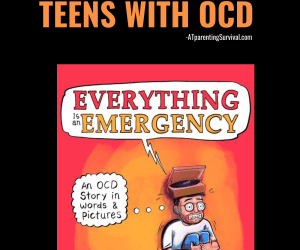 PSP 185: Graphic Novel to Help Teens with OCD | Interview with Jason Adam Katzenstein