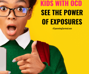 Helping Kids with OCD Understand the Power of Exposures