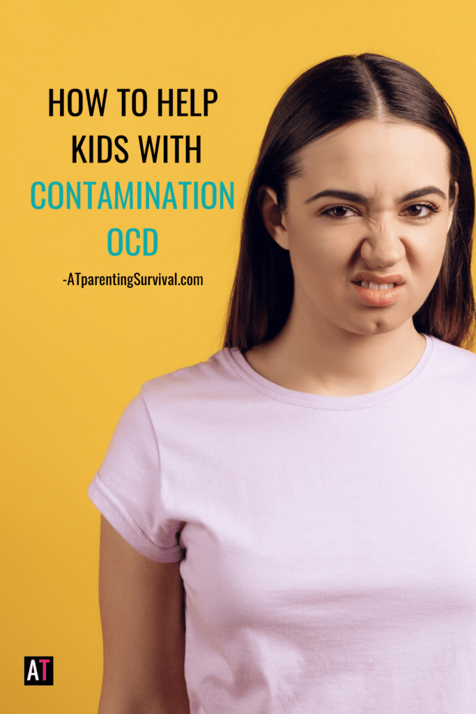 In this week's youtube video I talk to kids about what contamination OCD is and how to take small steps to overcome the struggles it brings.