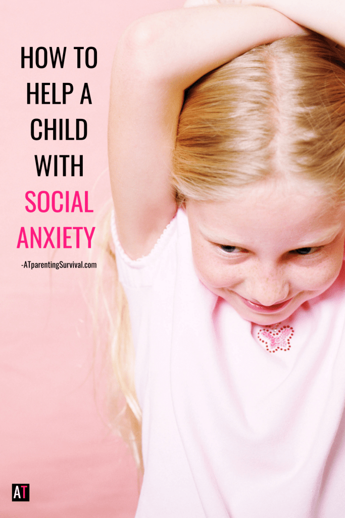 In this episode parents will learn how to help a child with social anxiety and what skills to build on.
