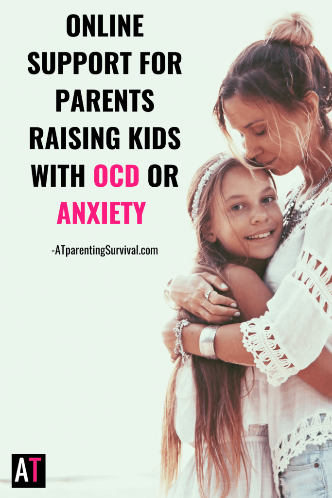 Learn how online support can help parents raising kids with OCD or anxiety understand their child's struggles, learn how to approach them and give them a roadmap of what to do next.