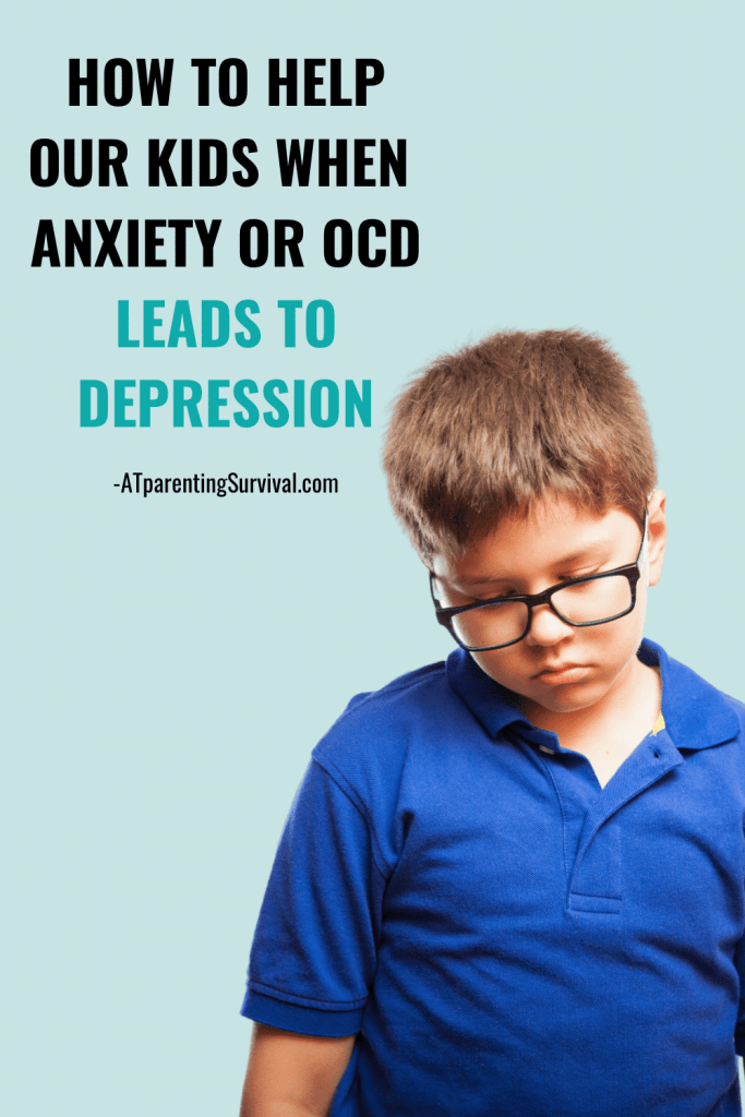 Having anxiety or OCD can lead to depression due to the overwhelming feelings of hopelessness those disorders can bring with it. In this video I offer some simple tips to combat those depressive feelings.