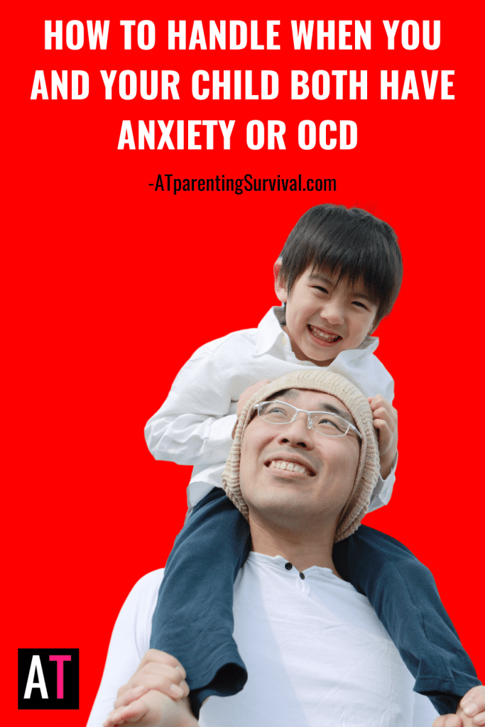 In order to help our kids with anxiety or OCD, we have to help ourselves. In this episode we talk about how helping you, will help your child.