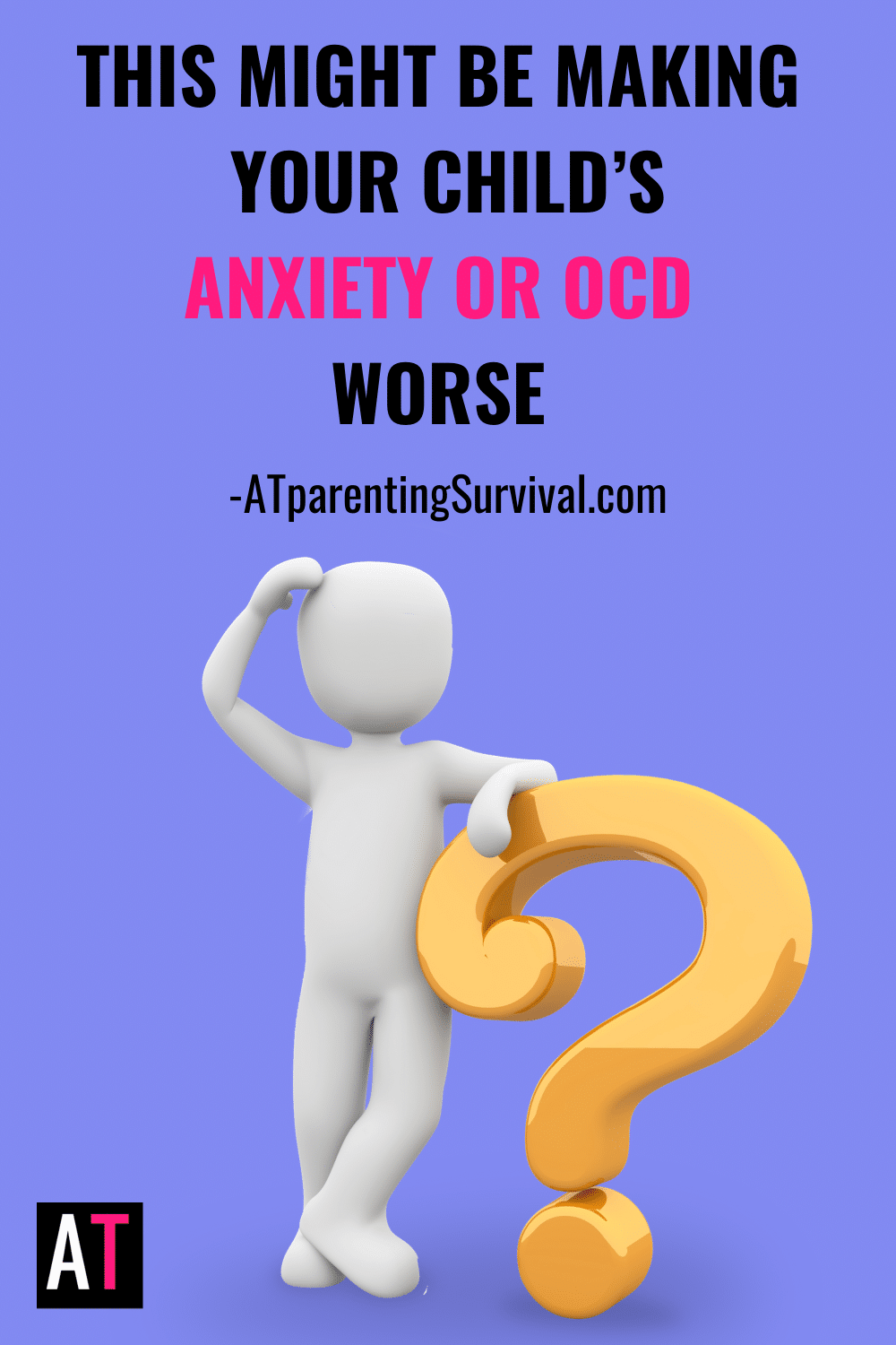Often resistance is the secret sauce that continues to grow anxiety or OCD. In this week's video I talk about why that is and how to stop that from happening.