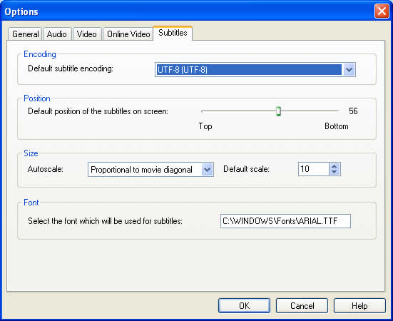 How to put permanent subtitle to a video using any video con | Pinoy