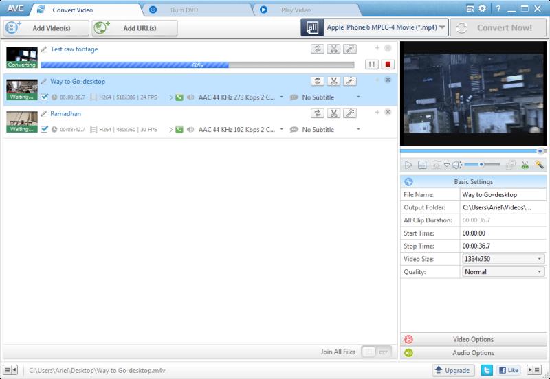 any video converter-video indirme-video dönüştürme
