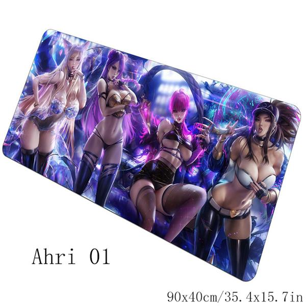 League of Legends LoL Ahri Sexy Mouse Pad