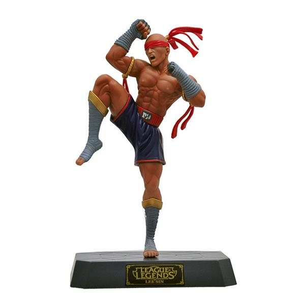 League of Legends Lee Sin Action Figure 02
