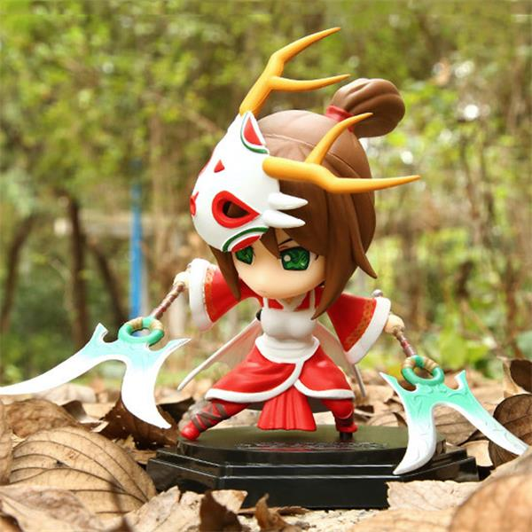 League of Legends Akali Action Figure