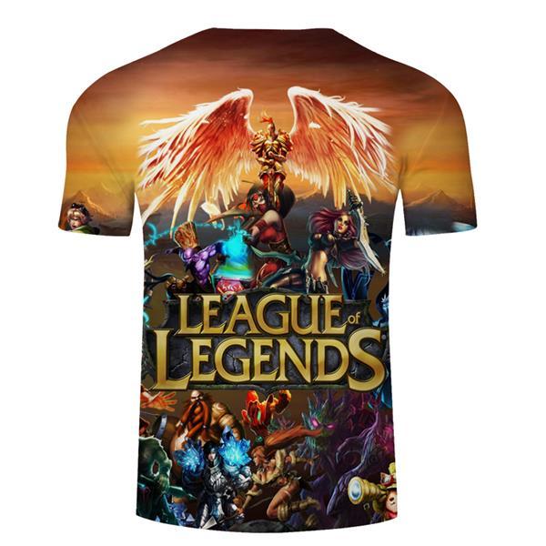 League of Legends LoL T-shirt Clothing