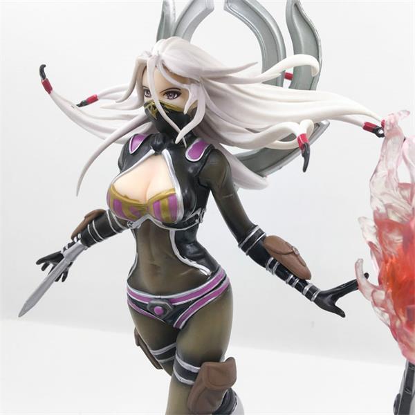 League of Legends Irelia Action Figure