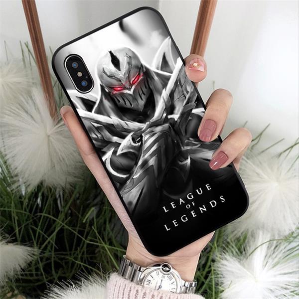 League of Legends LoL Zed Phone Case
