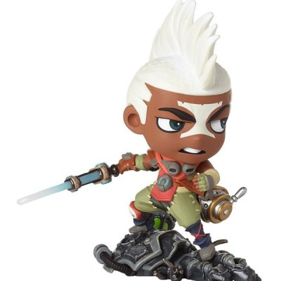 League of Legends Ekko Figure Ekko Action Figure
