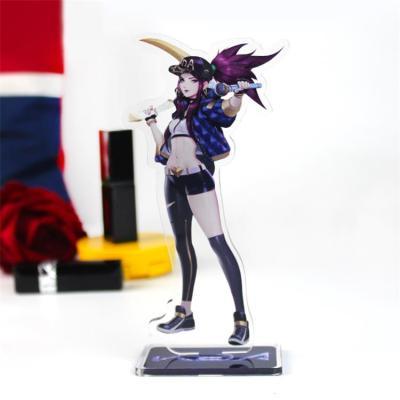 League of Legends K/DA Akali Figure Acrylic Stands