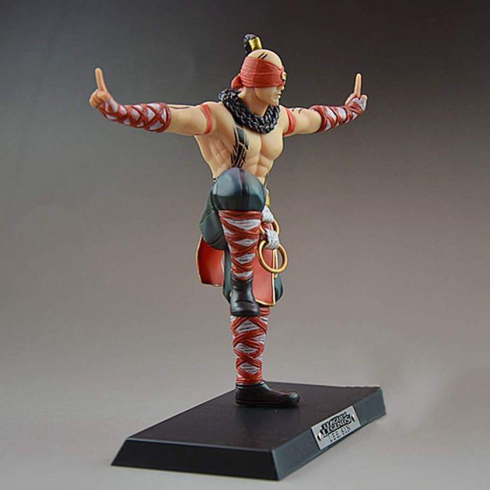 League of Legends Lee Sin Figure Lee Sin Action Figure