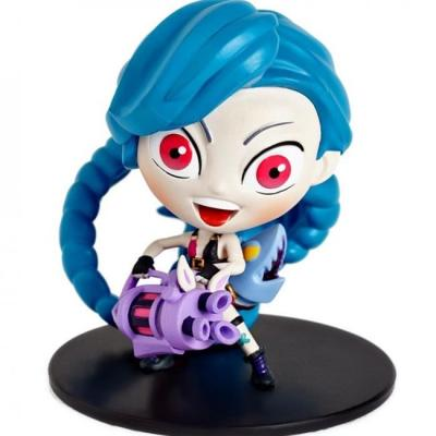League of Legends Jinx Action Figure Jinx figure