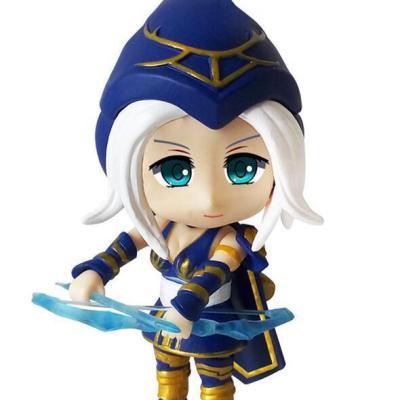 League of Legends Ashe Action Figure Ashe Nendoroid