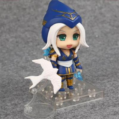 League of Legends Ashe Action Figure Ashe Nendoroid