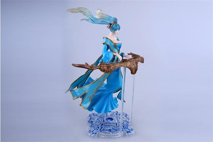 League of Legends LoL Sona Action Figure