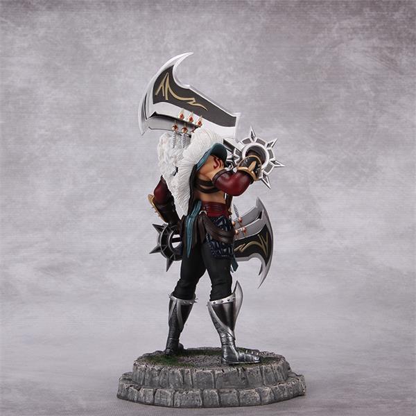 League of Legends Draven Figure Draven Action Figure