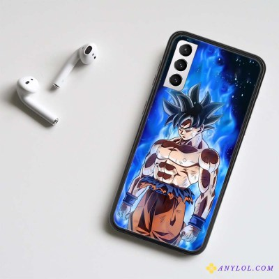 Dragon Ball Goku LED Phone Case For Samsung And Other Android Phones