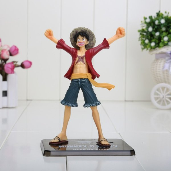Anime One Piece Luffy Action Figure