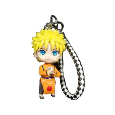 Naruto Cute Cartoon Figure Keyring Keychain