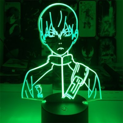 Anime Haikyuu!! Kageyama 16 Colors Table Lamp