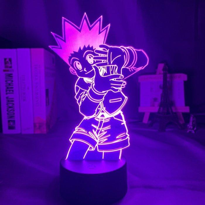 Hunter × Hunter Gon 16 Colors Table Lamp