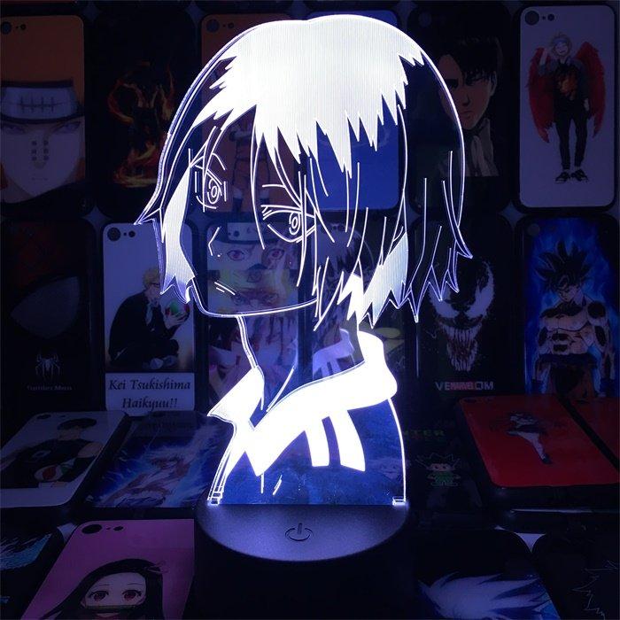 Anime Haikyuu!! Kenma 16 Colors Anime Lamp