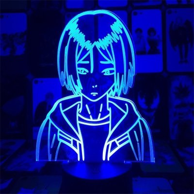 Anime Haikyuu!! Kenma 16 Colors Anime Lamp